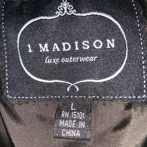 i Madison Jackets & Coats - Dark Forrest Green Down Jacket